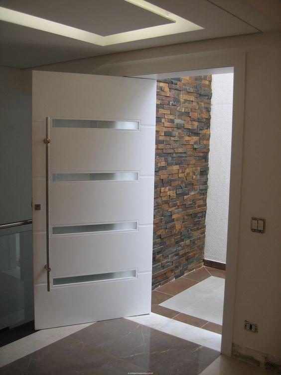Modelos de portas de pivotantes de alum nio lindas e - Costo cappotto esterno condominio ...