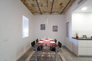 reforma casa sala de jantar