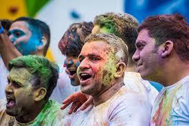 festas das cores