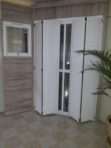 casa porta camarao de aluminio